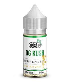 OG Kush – CBD Terpenes Oil